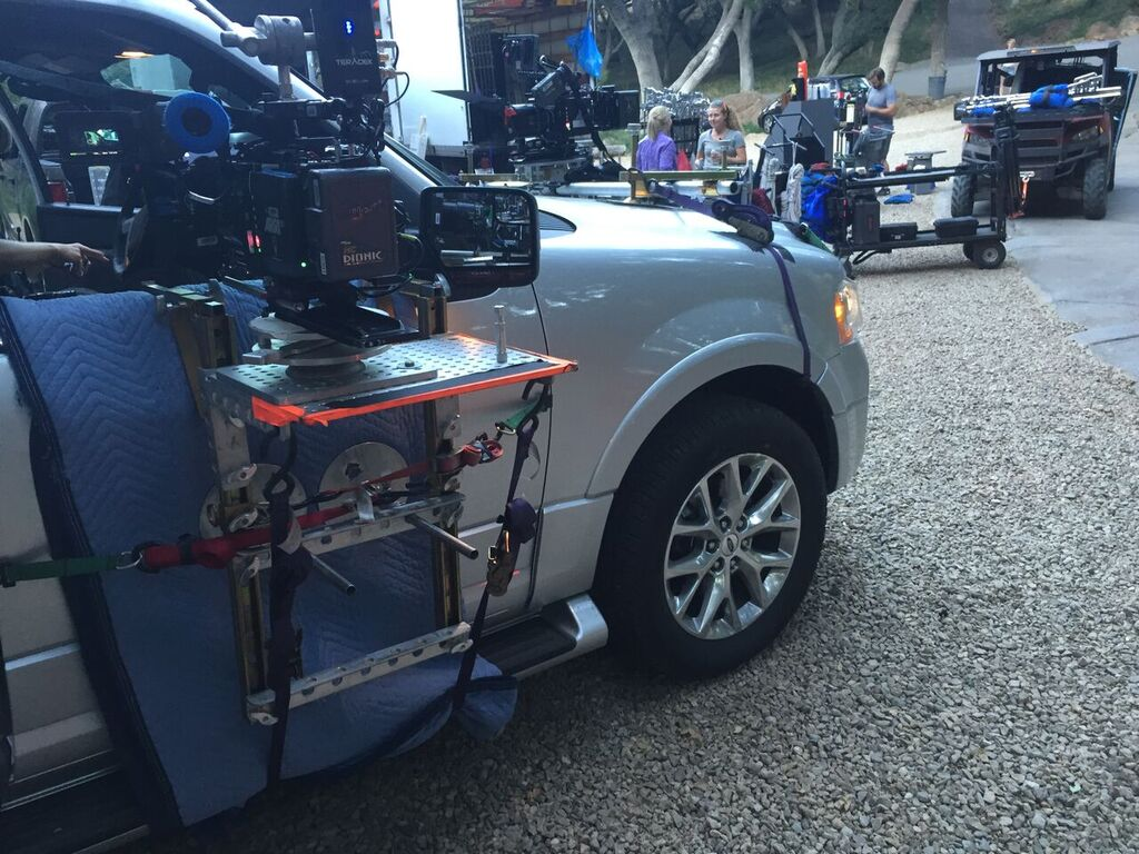 Blue Rock Media Corp Vehicle Rigging Package